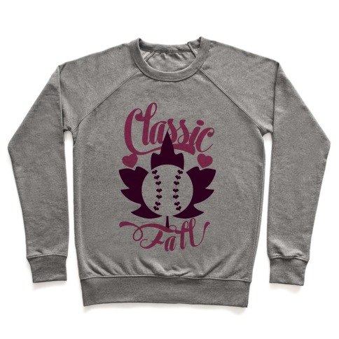 Classic Fall (Baseball World Series) Pullover