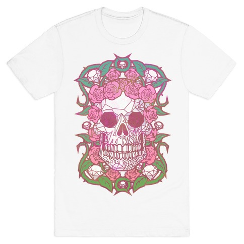 Diamonds and Roses T-Shirt