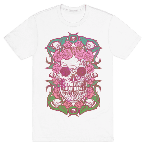 Diamonds and Roses Mens T-Shirt