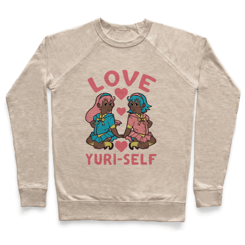 Love Yuri-Self Pullover
