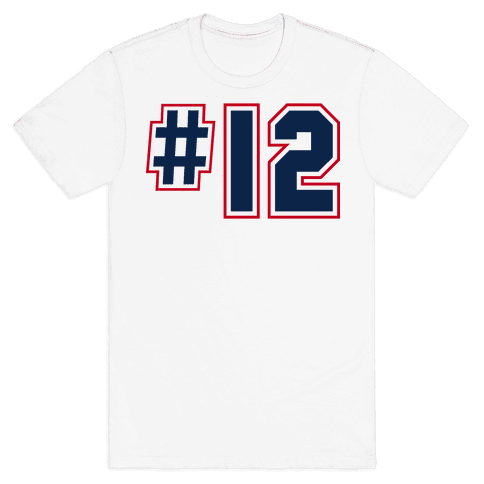 My favorite Player is #12 Mens T-Shirt