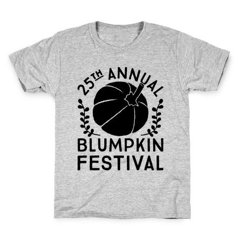 Blumpkin Festival Kids T-Shirt