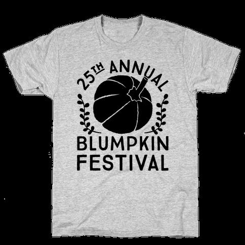 Blumpkin Festival Mens T-Shirt