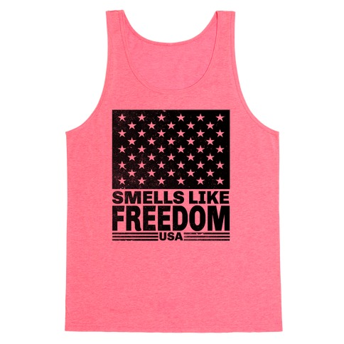 Smells Like Freedom Tank Top