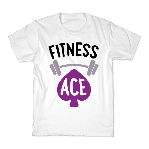 Fitness Ace Kids T-Shirt