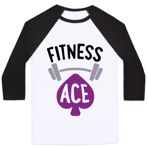 Fitness Ace Baseball Tee