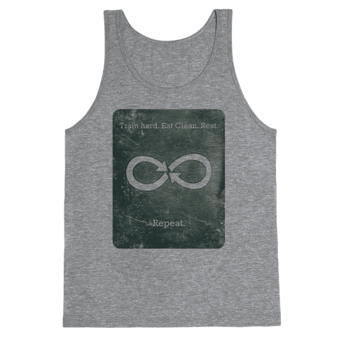 Repeat Infinity Tank Top