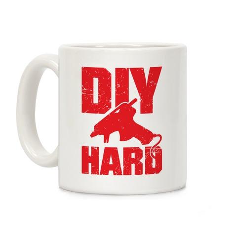 DIY Hard Coffee Mug