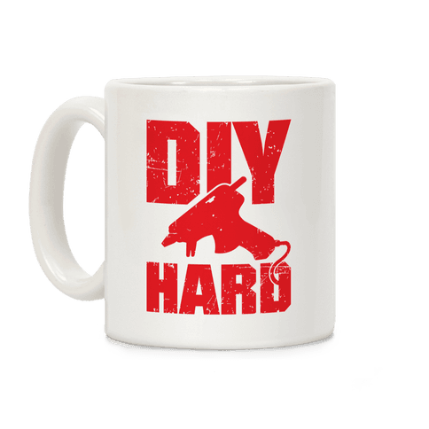 DIY Hard Coffee Mug