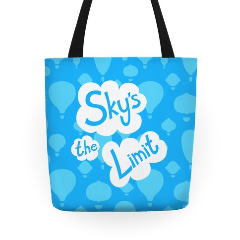 Sky's The Limit Tote