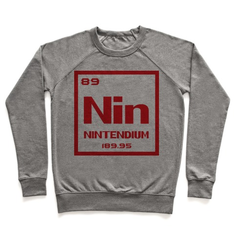 Nintendium Pullover
