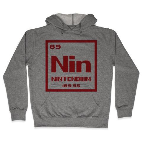 Nintendium Hooded Sweatshirt