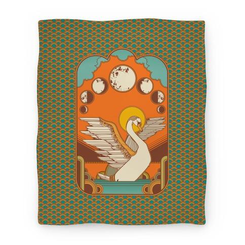 Swan Lake Blanket