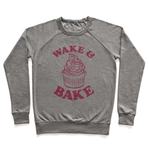 Wake and Bake Pullover