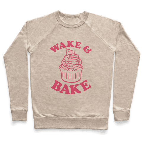 Wake and Bake Pullover