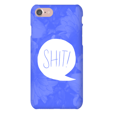 Shit Exclamation Case Phone Case