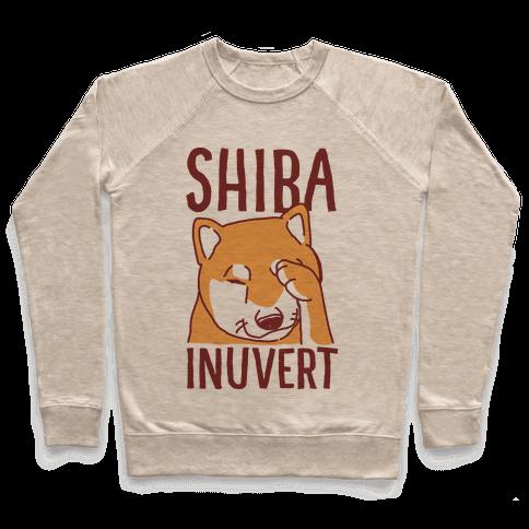 Shiba Inuvert Pullover
