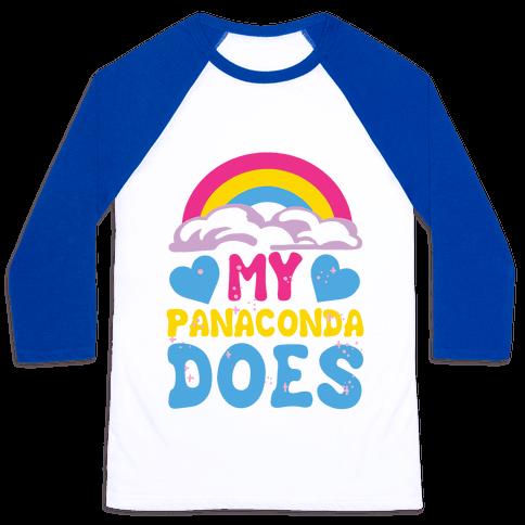 My Panaconda Does Baseball Tee