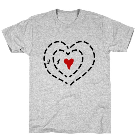 A Heart Two Sizes Too Small T-Shirt