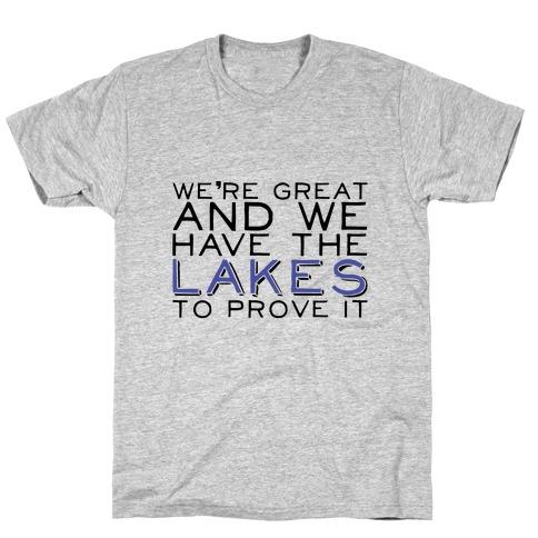 Lakes T-Shirt