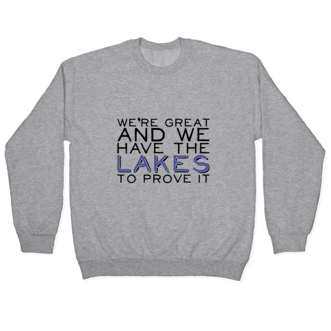 Lakes Pullover