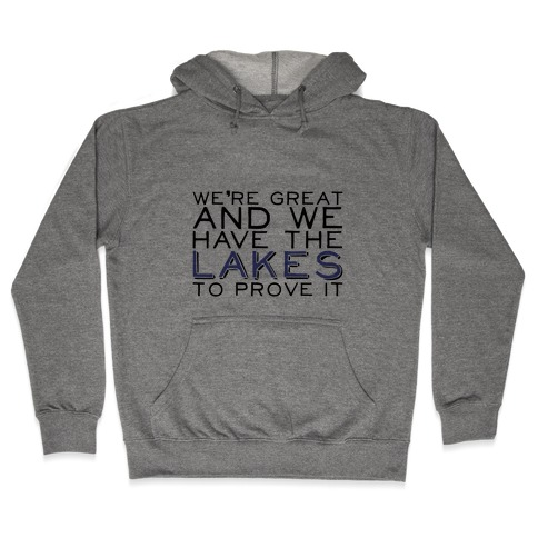 Lakes Hooded Sweatshirt