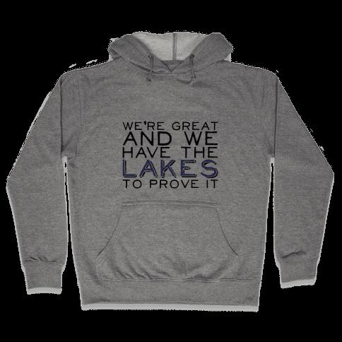 Lakes Hooded Sweatshirt