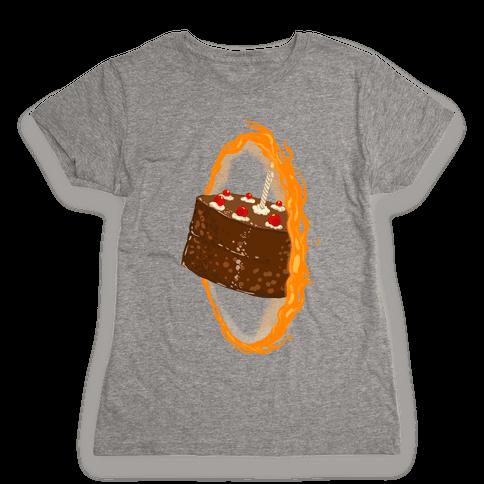 Together We Make One- Orange Womens T-Shirt