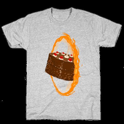 Together We Make One- Orange Mens T-Shirt