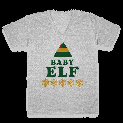 Baby Elf V-Neck Tee Shirt