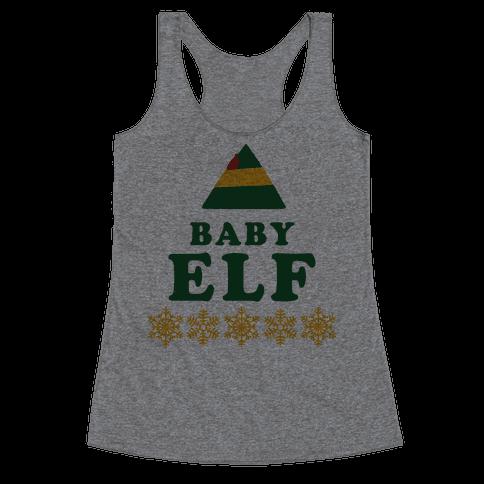 Baby Elf Racerback Tank Top