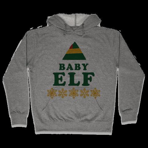 Baby Elf Hooded Sweatshirt