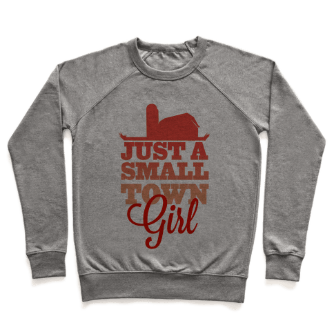 Small Town Girl Pullover