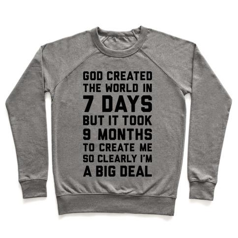 Big Deal Pullover