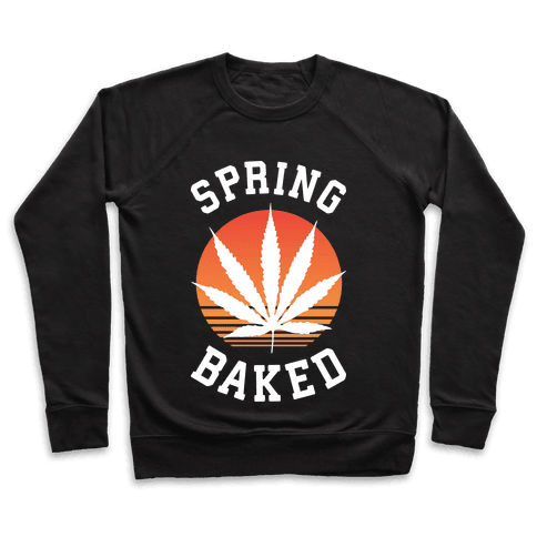 Spring Baked Pullover