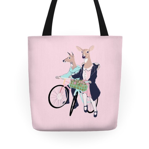 Neighborhood Bike Gang Tote
