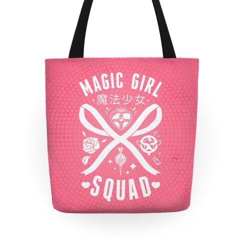 Magic Girl Squad Tote