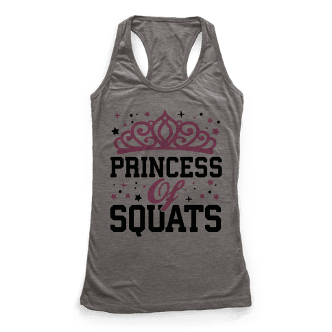Princess Of Squats