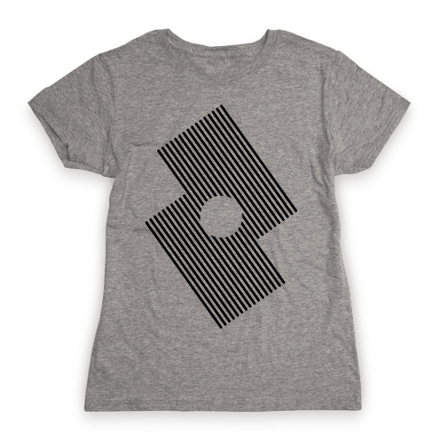 The Eye Of The Storm Womens T-Shirt