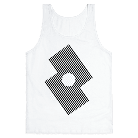 The Eye Of The Storm Tank Top