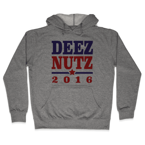 Deez Nutz 2016 Hooded Sweatshirt