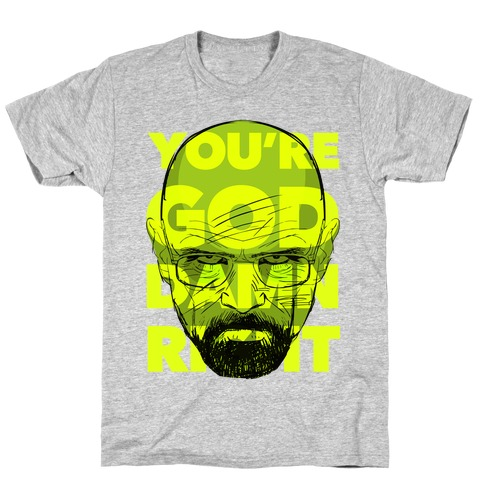 1d93ed2cd Breaking Bad T-shirts, Mugs and more | LookHUMAN