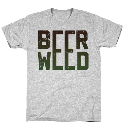 Beer & Weed T-Shirt