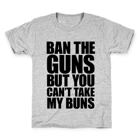 Save the Buns Kids T-Shirt