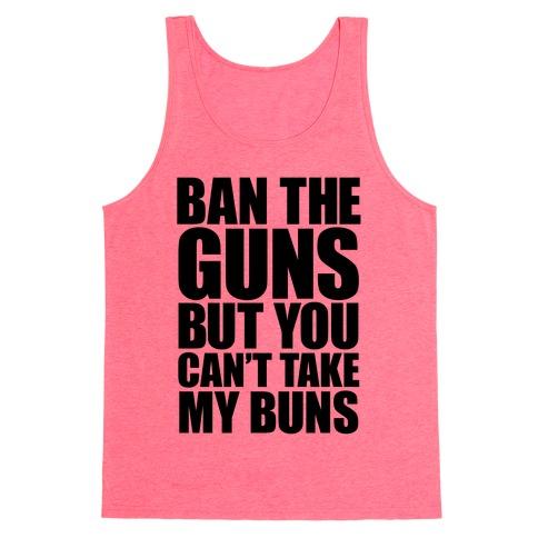 Save the Buns Tank Top