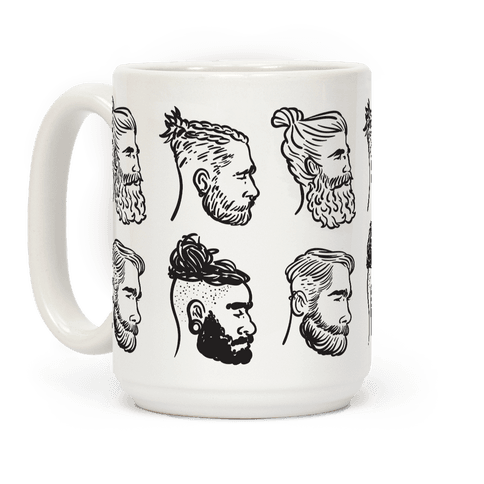 Beards, Braids and Man Buns