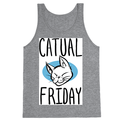 Catual Friday Tank Top