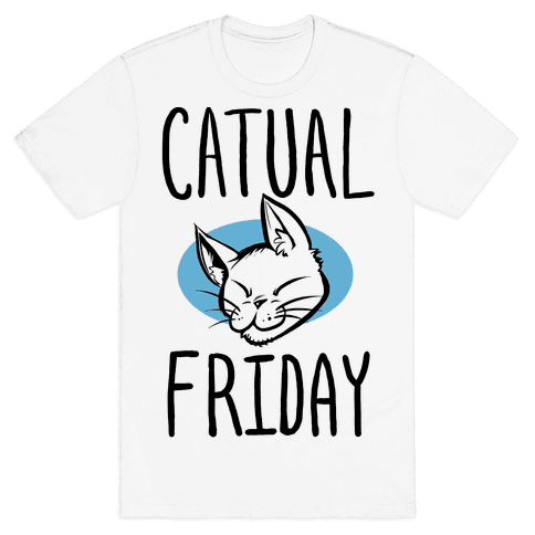 Catual Friday Mens T-Shirt