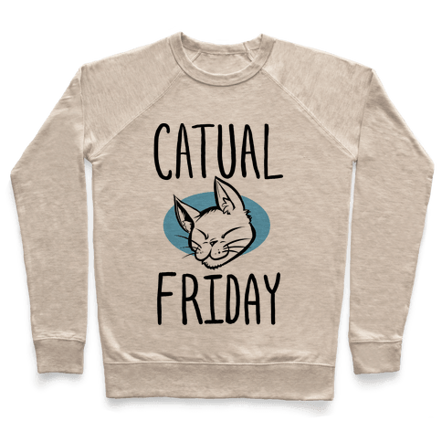 Catual Friday Pullover