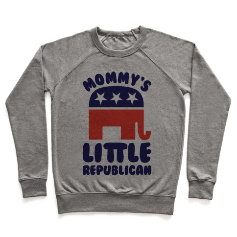Mommy's Little Republican Pullover